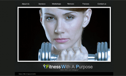 Fitness With A Purpose