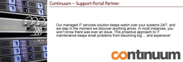 IT Support Continuum