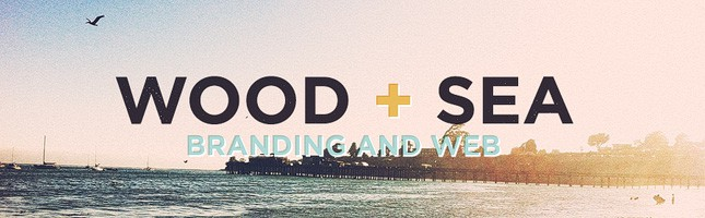 Wood + Sea Co. is a small creative studio